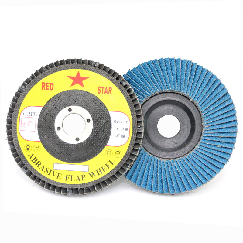 Rigid Flap Disc (KZ563)