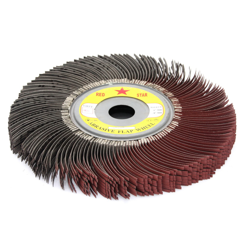 streak Flap Wheel 8