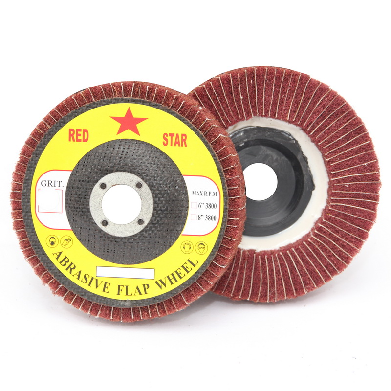 Radial Flap Disc(mix)Scotch Brite